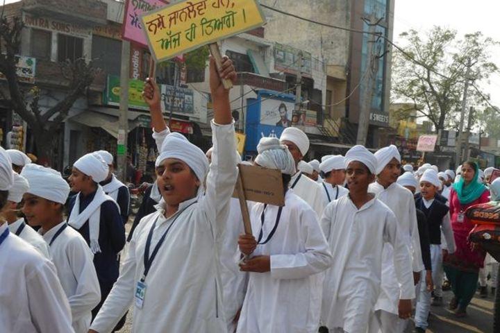 Akal Academy-Rally