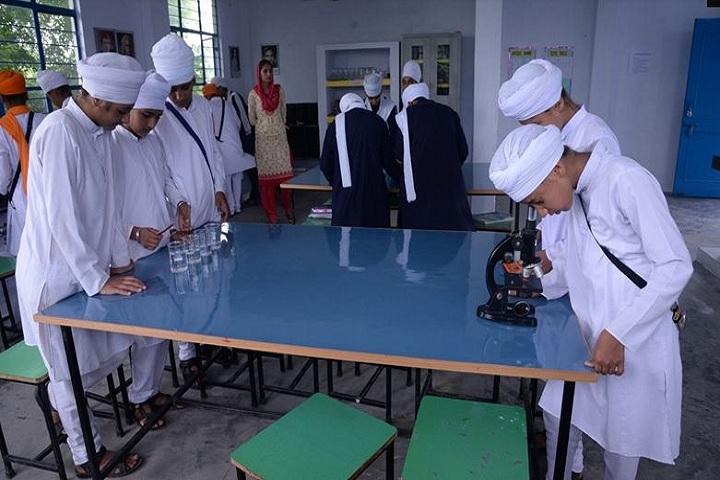 Akal Academy-Biology Lab