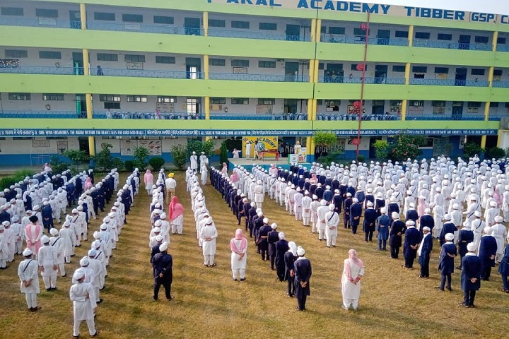 Akal Academy-Morning Assembly