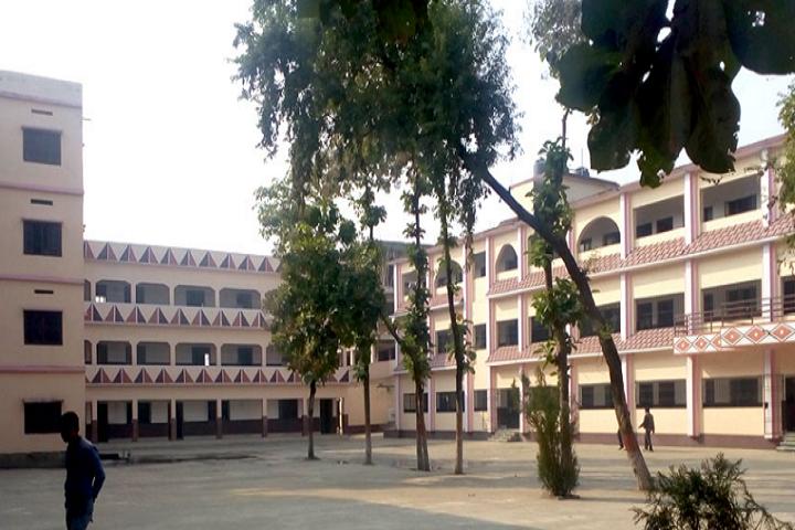 Gyan Bharti Model Residential complex-Campusview