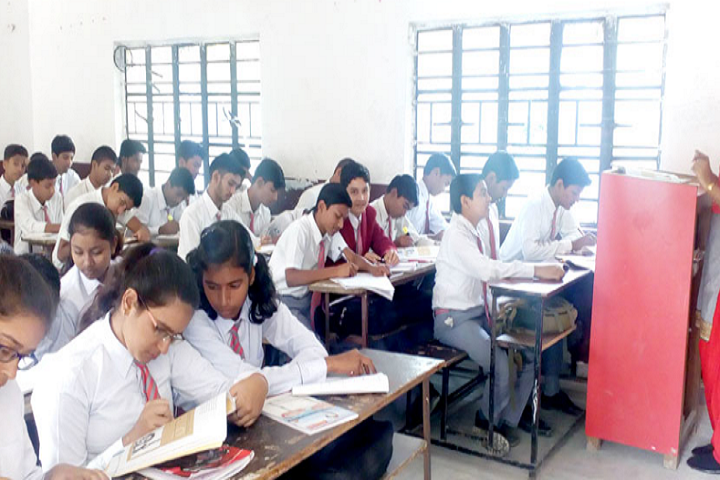 Gyan Bharti Model School-Classroom