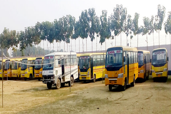 Gyan Bharti Model Residential complex-Transport