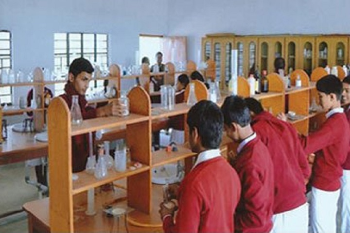 Gyan Bharti Model School-Chemistry Lab