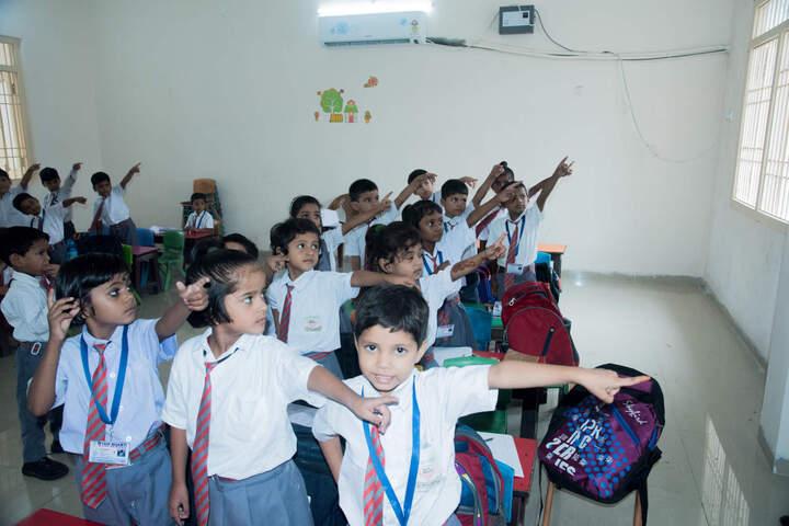 Gyan Bharti Model School-Activity