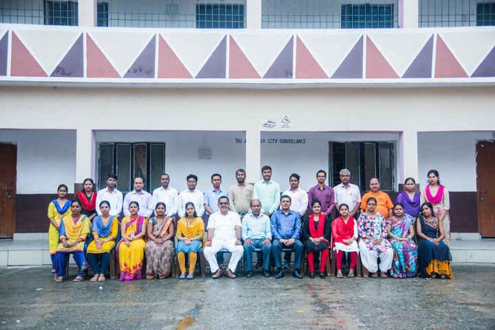 Gyan Bharti Model School-Staff