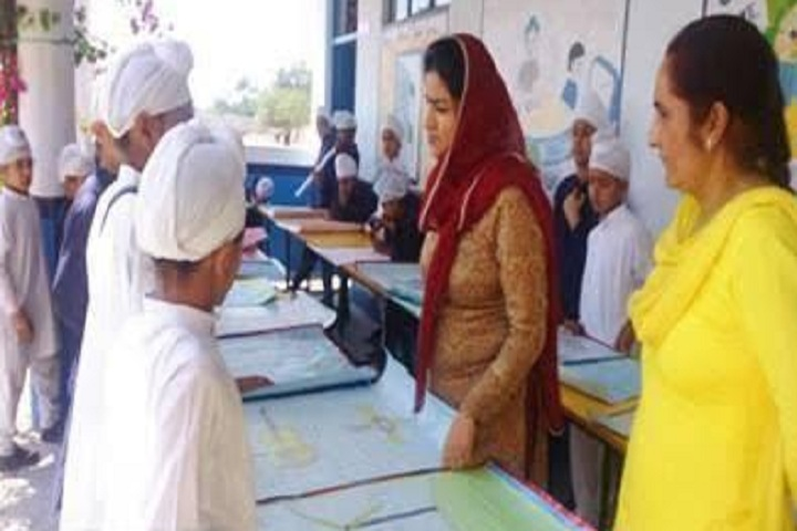 Akal Academy-School exhibition
