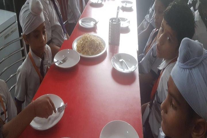 Alliance International School-Canteen