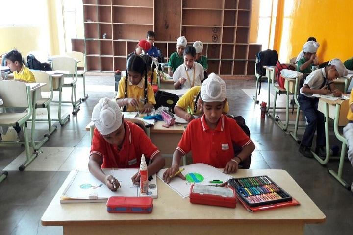Alliance International School-Class-room