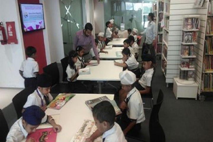 Alliance International School-Library
