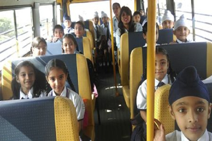 Alliance International School-Transport