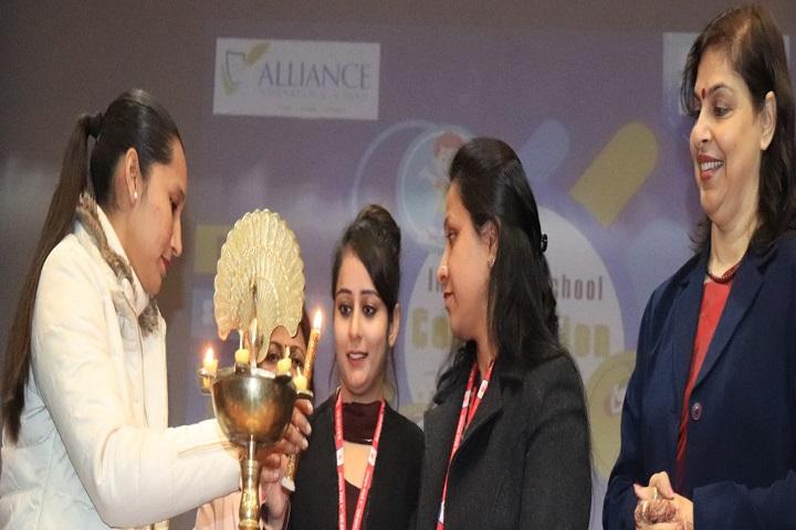 Alliance International School-Event