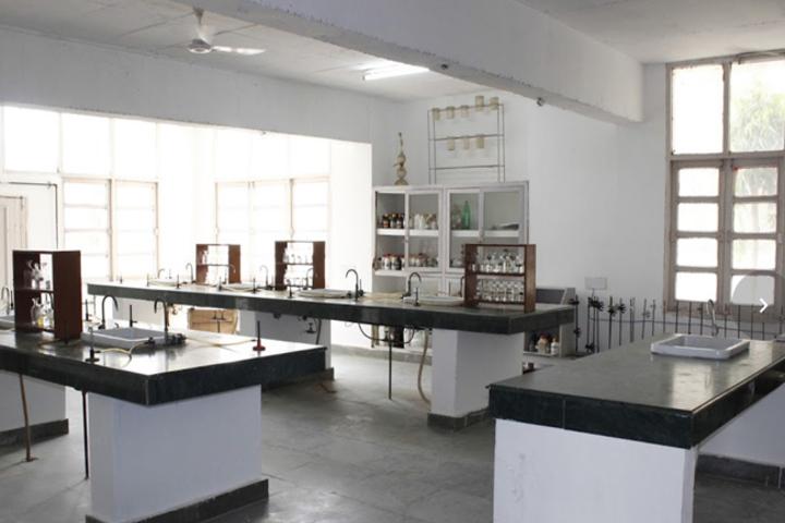 Alpine International School-Chemistry Lab