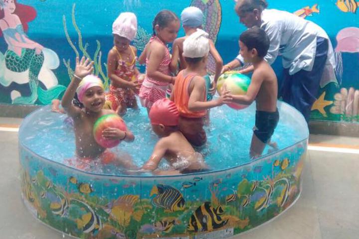 Alpine International School-Swimming Pool
