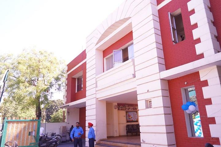 Alpine International School-Campus-view