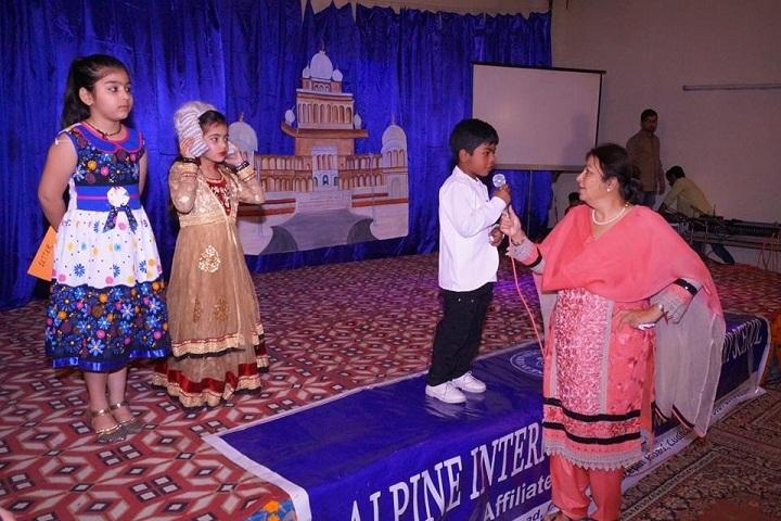Alpine International School-Cultural Events