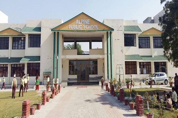 Alpine Public School -Campus