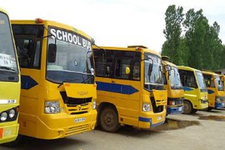Alpine Public School -Transport