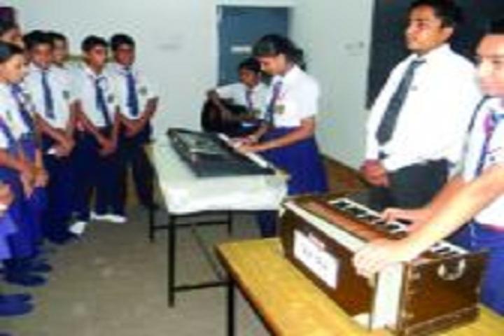 Alpine Valley Public School-Music-room
