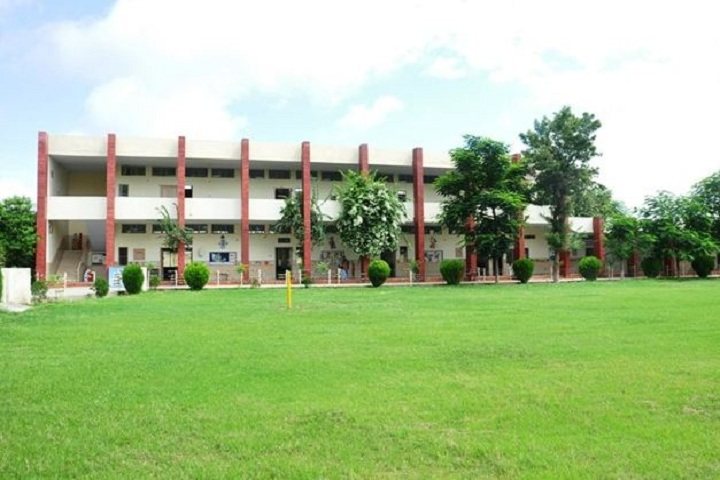 Amarpuri Senior Secondary Public School-Campus