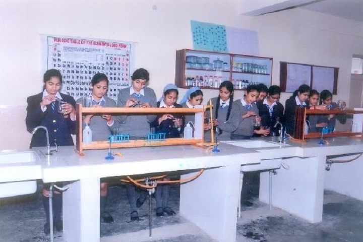 Amarpuri Senior Secondary Public School-ChemistryLab