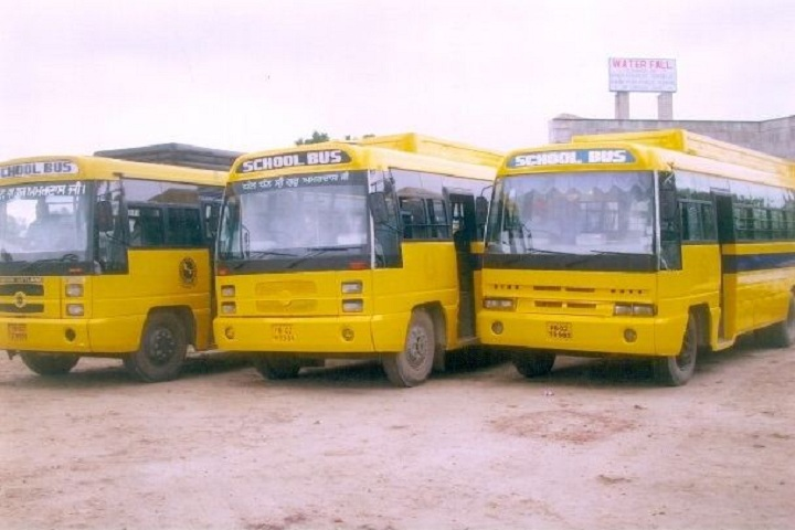 Amarpuri Senior Secondary Public School-Transport