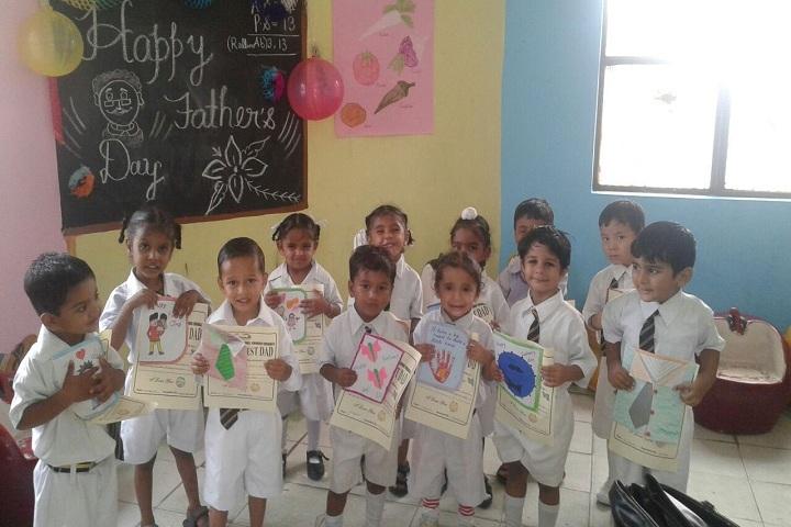 Ambika Public School-Class