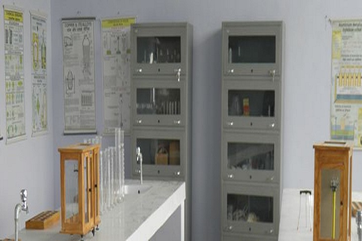 Ambika Public School-Laboratory