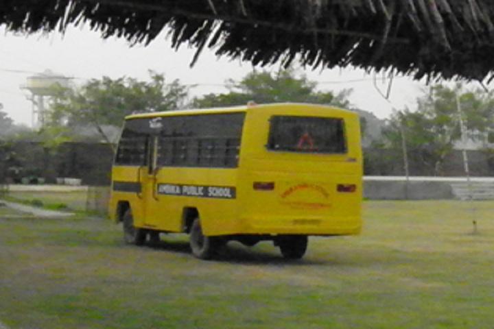 Ambika Public School-Transport