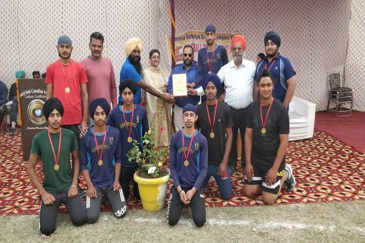 Amrit Indo Canadian Academy-Achievement