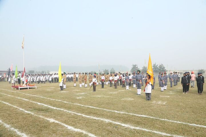 Amrit Indo Canadian Academy-Patriotic Day