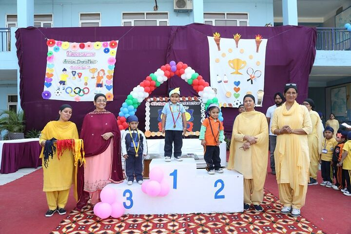 Amrit Indo Canadian Academy-Sports Champions