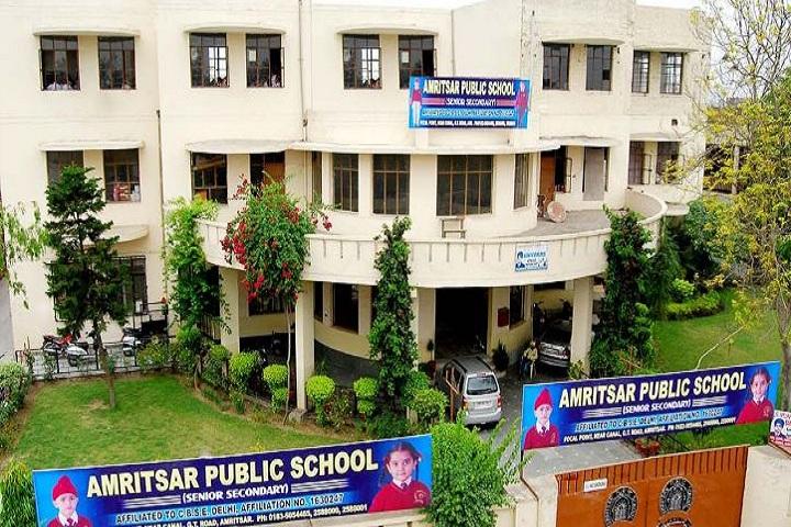 Amritsar Public School-Campus