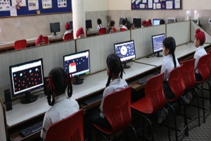Amritsar Public School-Computerlab