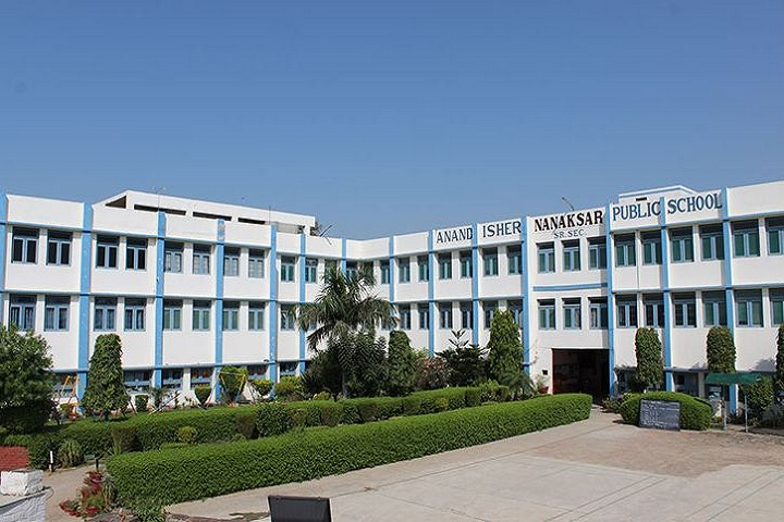 Anand Isher Senior Secondary Public School-Campus-view