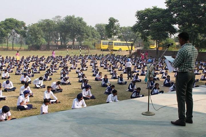 Anand Isher Senior Secondary Public School-Ground