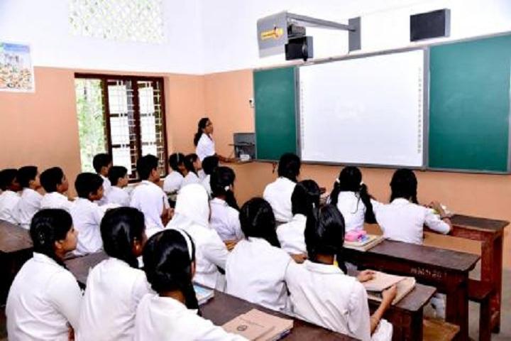 Anand Public Senior Secondary School-Class-room