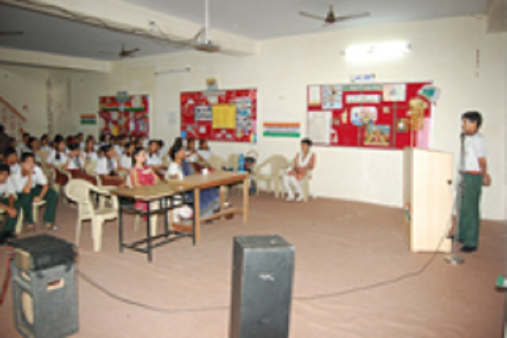 Angels Public School-Class-room