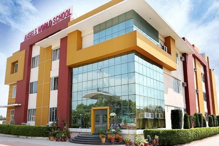Angels World School-Campus