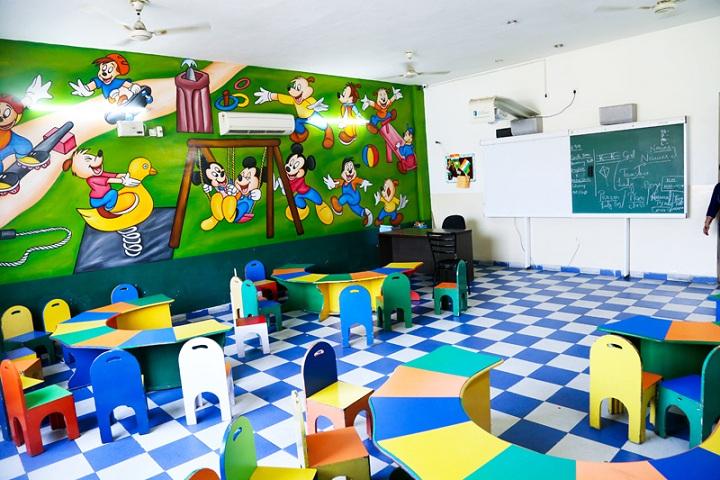 Angels World School-Classroom
