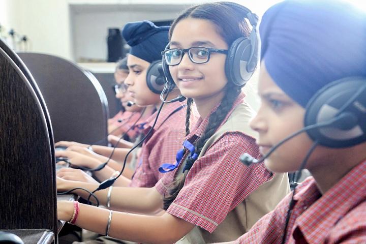 Angels World School-ComputerLab