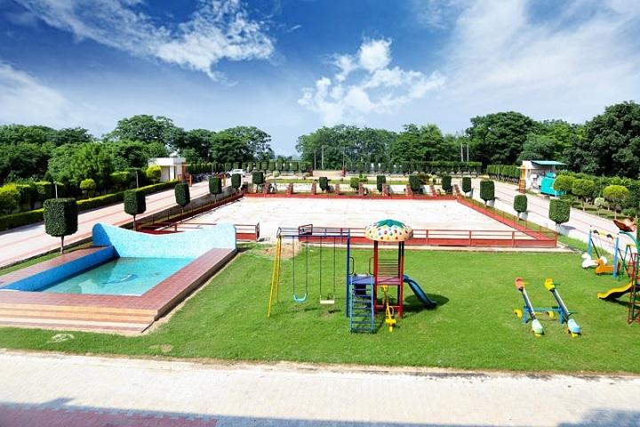 Angels World School-Play-Ground