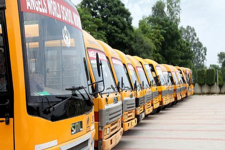 Angels World School-Transport