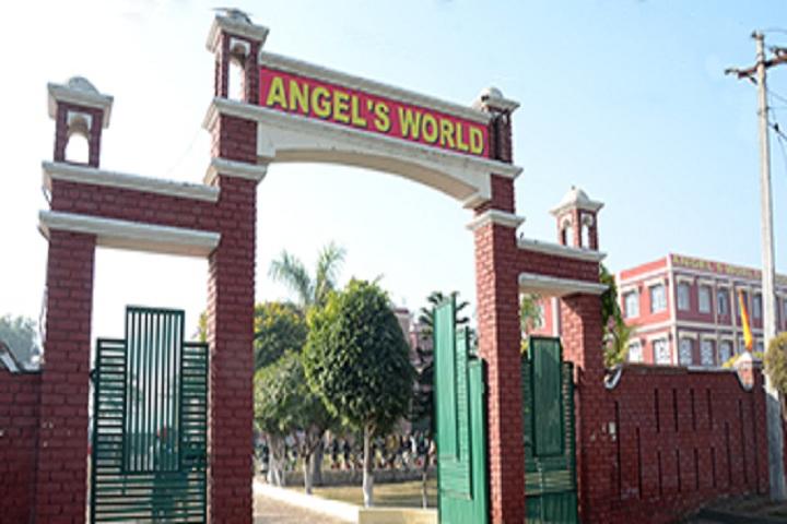 Angels World School-Entrance-Gate