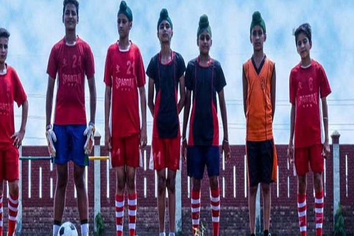 Angels World School-Sports