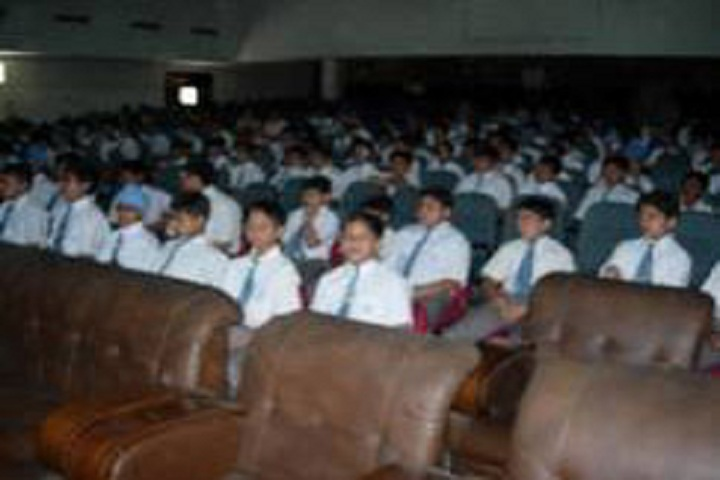 Apeejay School-Auditorium