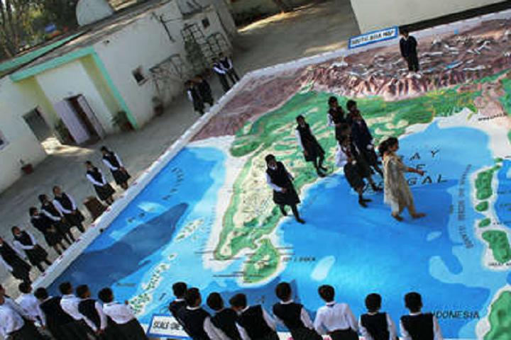 Army Public School-Activities