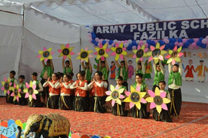 Army Public School-Annual day Celebrations