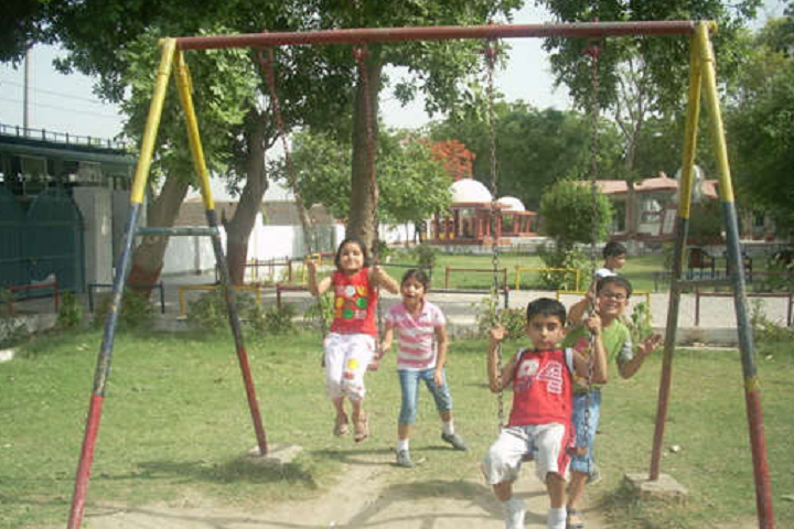 Army Public School-Kids Parks