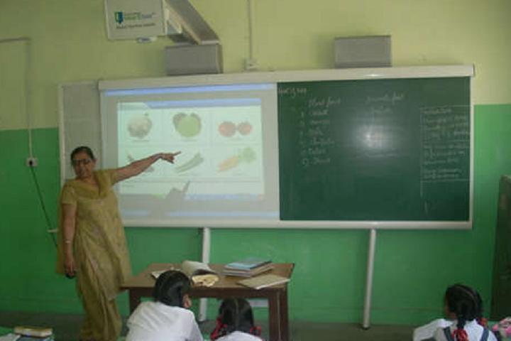 Army Public School-Smart Classroom