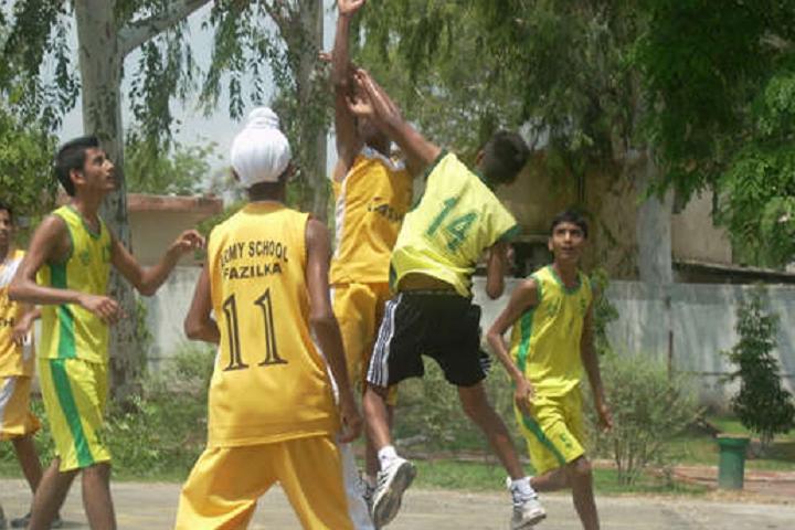 Army Public School-Sports